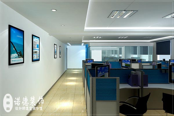 办公室设计案例