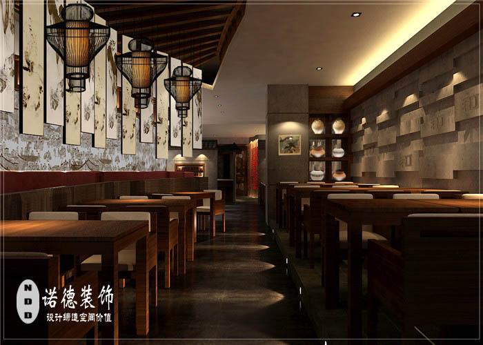 中餐厅装修设计方案