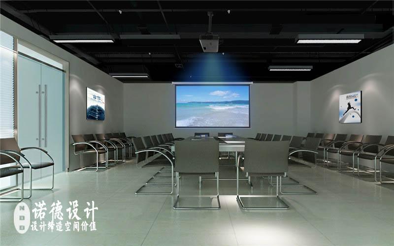 会议室设计效果图