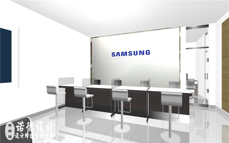 手机售后服务办公室装修
