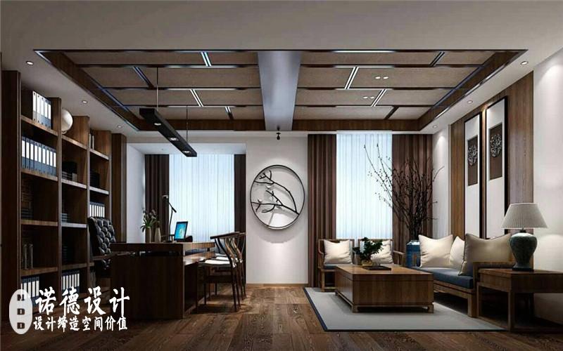 中式办公室装修公司
