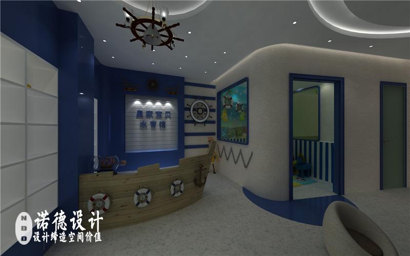 婴儿游泳馆设计案例