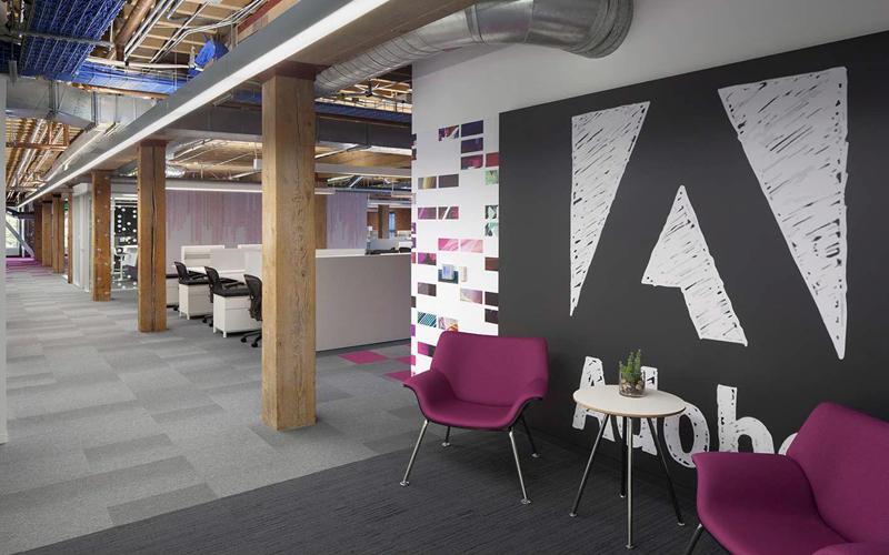 loft风格办公室设计
